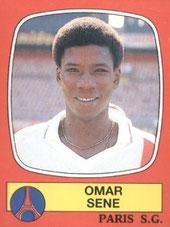 N° 218 - Omar SENE