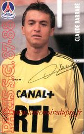 BARRABE Claude  87-88