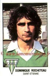 N° 266 - Dominique ROCHETEAU (1978-79, Saint-Etienne > 1980-88, PSG)
