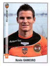 N° 205 - Kevin GAMEIRO (2010-11, Lorient > 2011-13, PSG)