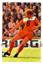 N° 164 - Daniel SOLAS (1971-72, PSG > 1972-73, Paris FC)