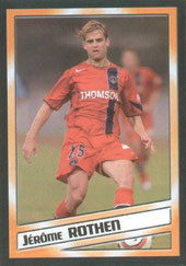 N° 129 - Jerome ROTHEN