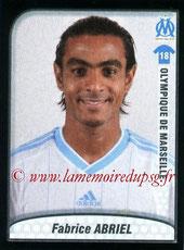 N° 248 - Fabrice ABRIEL (1999-01, PSG > 2009-10, Marseille
