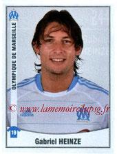 N° 244 - Gabriel HEINZE (2001-04, PSG > 2010-11, Marseille)