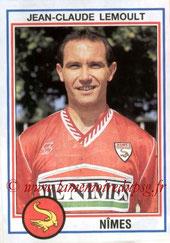 N° 093 - Franck GAVA (1992-93, Lyon > 1997-98, PSG)