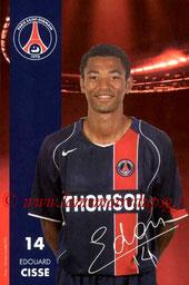 CISSE Edouard  04-05