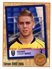 N° 525 - Jérémy MENEZ (2010-11, Sochaux, Records du championnat > 2011-??, PSG)