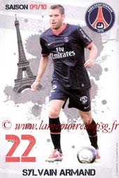 ARMAND Sylvain  09-10