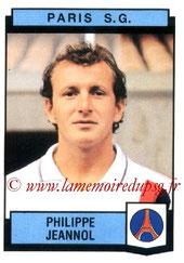 N° 293 - Philippe JEANNOL