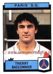 N° 290 - Thierry BACCONNIER
