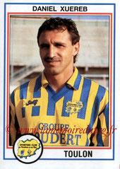 N° 249 - Daniel XUEREB (1986-89, PSG > 1992-93, Toulon)