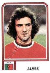 N° 377 - Joao ALVES (1978, Portugal > 1979-80, PSG)