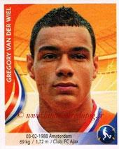 N° 234 - Gregory VAN DER WIEL (2010, Pays-Bas > Sept 2012- ??, PSG)
