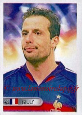 N° 422 - Ludovic GIULY (2006, France > 2008-11, PSG)