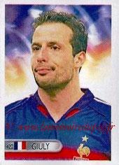 N° 422 - Ludovic GIULY (2006, France > 2008-11, PSG)