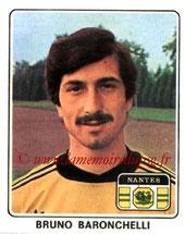 N° 177 - Bruno BARONCHELLI (1977-78, Nantes, 2003-05, Entraîneur adjoint PSG)