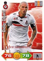 N° 218 - Didier DIGARD (2007-08, PSG > 2011-12, Nice)