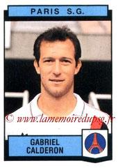 N° 306 - Gabriel CALDERON