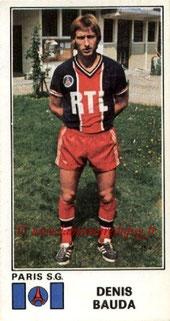 N° 251 - Denis BAUDA