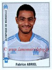 N° 249 - Fabrice ABRIEL (1999-01, PSG > 2010-11, Marseille