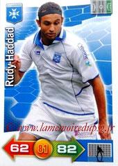 N° 025 - Rudy HADDAD (2004-07, PSG > 2011-12, Auxerre)