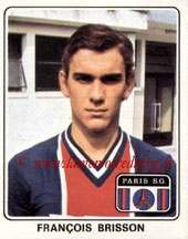 N° 287 - François BRISSON