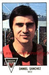 N° 186 - Daniel SANCHEZ (1978-79, Nice > 1981-82, PSG)