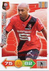 N° 247 - Stéphane DALMAT (2000-Jan 01, PSG > 2011-12, Rennes)