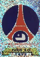 N° 203 - Ecusson PSG