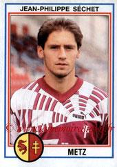 N° 119 - Jean Philippe SECHET (1992-93, Metz > 1994-95, PSG)