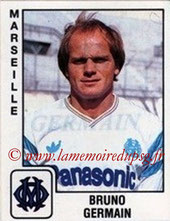 N° 132 - Bruno GERMAIN (1989-90, Marseille > 1991-93, PSG)