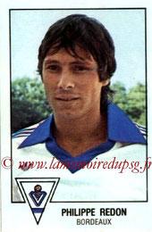 N° 041 - Philippe REDON (1976-78, PSG > 1978-79, Bordeaux)