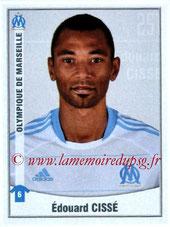 N° 251 - Edouard CISSE (1997-07, PSG > 2010-11, Marseille)