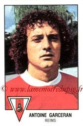 N° 246 - Antoine GARCERAN (1978-79, Reims > 1979-81, PSG)