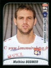 N° 223 - Mathieu BODMER (2009-10, Lyon > 2010-Janv 2012, PSG)