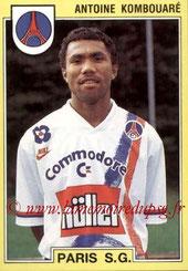 N° 206 - Antoine KOMBOUARE