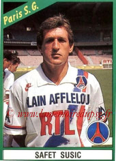 N° 183 - Safet SUSIC