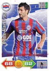 N° 074 - Pierre-Alain FRAU (2006-08, PSG > 2011-12, Caen)
