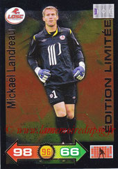 N° LE5 - Mickaël LANDREAU (2006-09, PSG > 2011-12, Lille) (Limited Edition)