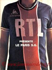 1979-08-xx - RTL présente le Paris SG (Mundoprint, 134 pages)