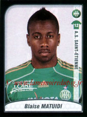 N° 433 - Blaise MATUIDI (2009-10 Saint-Etienne > 2011-??, PSG)