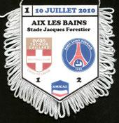 Les Fanions de 2010-11