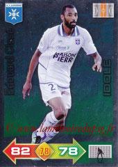 N° 031 - Edouard CISSE (1997-07, PSG > 2011-12, Auxerre) (Idole)