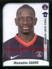 N° 377 - Mamadou SAKHO