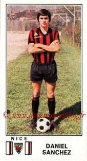 N° 209 - Daniel SANCHEZ (1976-77, Nice > 1981-82, PSG)