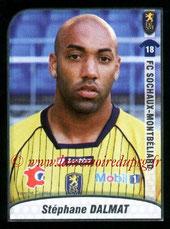 N° 459 - Stéphane DALMAT (1999-Jan 00, PSG > 2009-10, Rennes)