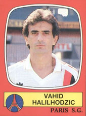 N° 222 - Vahid HALILHODZIC