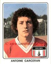 N° 297 - Antoine GARCERAN (1977-78, Reims > 1979-81, PSG)