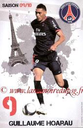 HOARAU Guillaume  09-10
