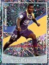N° 005 - Franck DJA DJEDJE (2003-06, PSG > 2010-11, Arles-Avignon) (Top joueur)